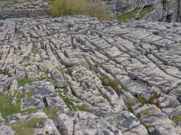 Malham cazy paving oct 2014
